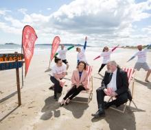 Coca-Cola-Clean-Coasts-Week-Launch-2016-6th-to-15th-May--Beach-Cleans,-Yoga,-Open-Air-Cinema,-Talks-(2)