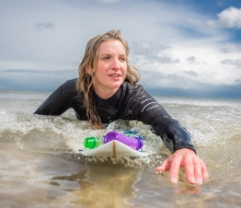 Pic-3-Clean-Coasts-Ambasssador-and-Pro-Surfer-Launches-Clean-Coasts-Week-2015