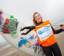 Pic-6-Clean-Coasts-Ambasssador-and-Pro-Surfer-Launches-Clean-Coasts-Week-2015-