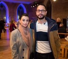 Annmarie and Aldo Selvi