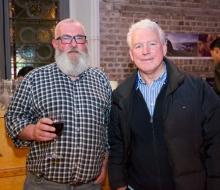 John Holland and Tom Ormond