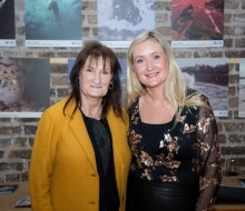 Marian Whyte and Sinead Winters