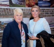Sandra Meehan and Clodagh Blake