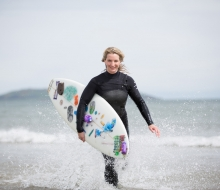 Pic-2-Clean-Coasts-Ambasssador-and-Pro-Surfer-Launches-Clean-Coasts-Week-2015