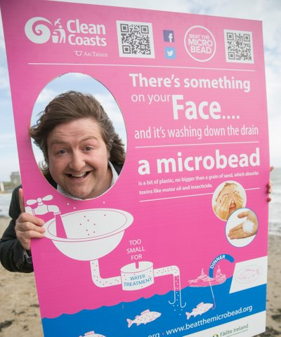 Shane Byrne Beat the Microbead
