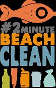 #2minutebeachclean